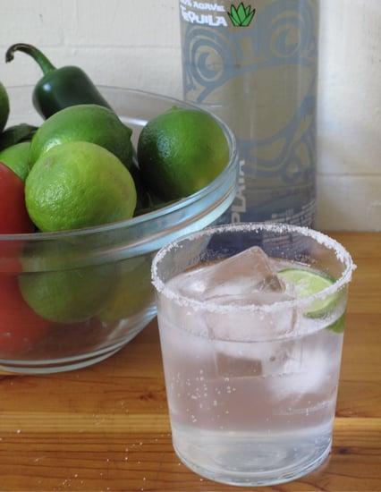 Tequila and Tonic Cocktail Recipe