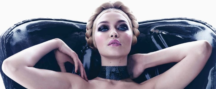 The 2015 Pirelli Calendar Is Here and It's NSFW — and Covered in Latex