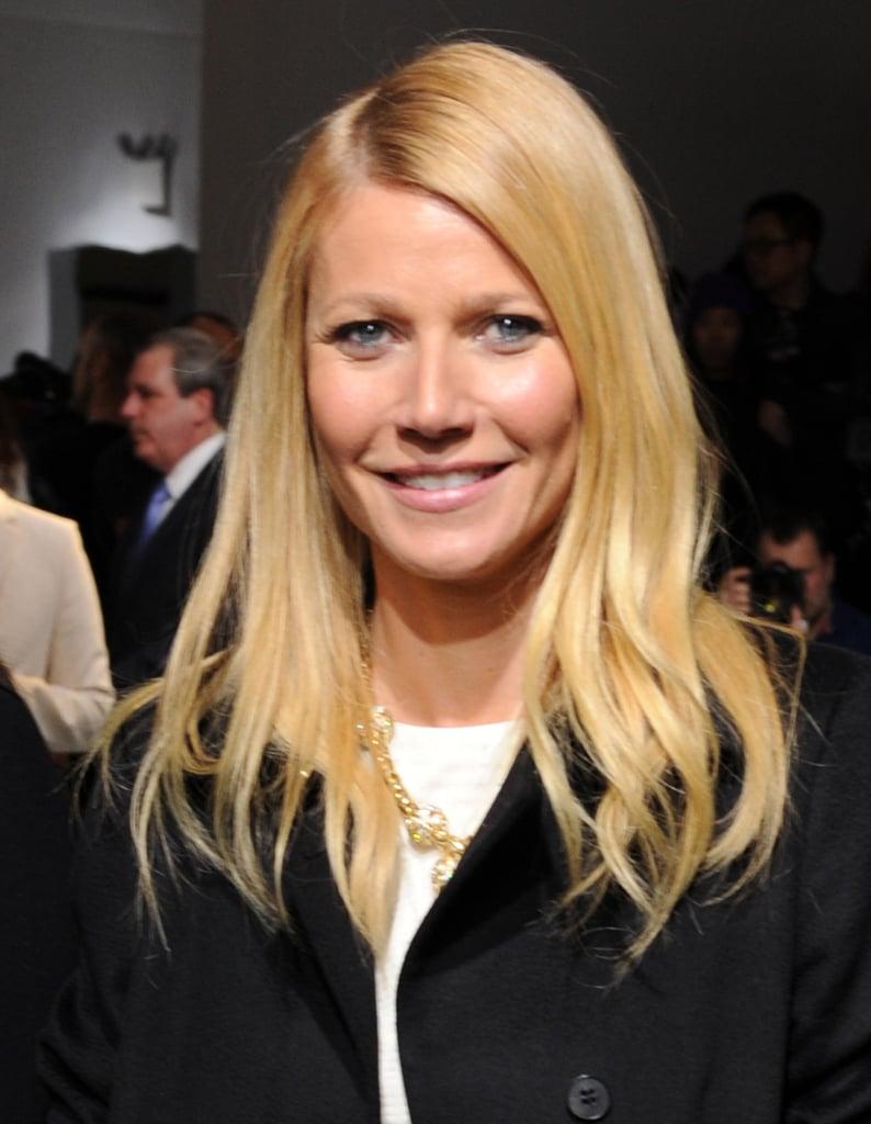 Gwyneth Paltrow at Hugo Boss