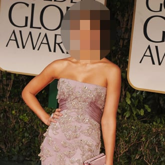 Celebrity Moms at Golden Globes Pictures