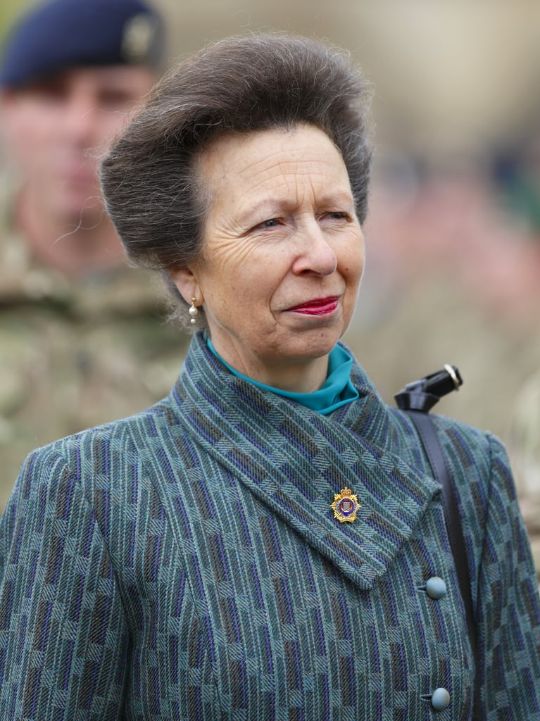 Great-Aunt: Princess Anne, Princess Royal