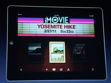 iMovie and GarageBand For iPad 2