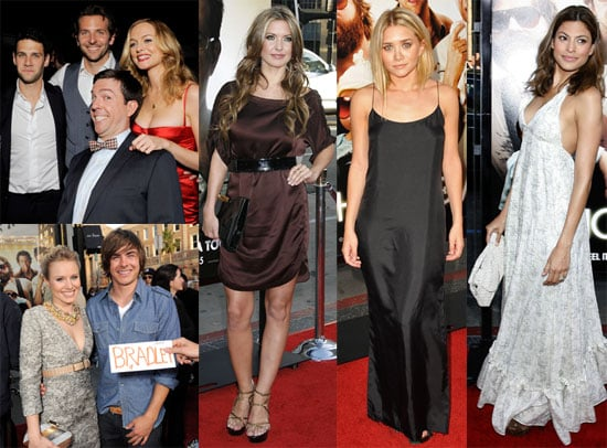 Photos of Bradley Cooper, Audrina Patridge, Ashley Olsen, Zac Efron at the LA Premiere of The Hangover