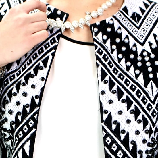 Black and White Spring 2013 Trend | Video