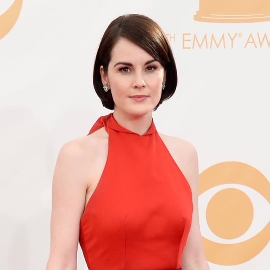 Michelle Dockery Dress at Emmys 2013 | Pictures