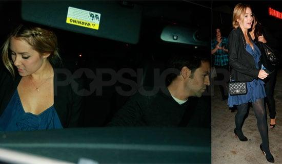 Photos of Lauren Conrad and Kyle Howard in LA 2009-02-05 17:00:50