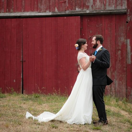 California Farm Wedding