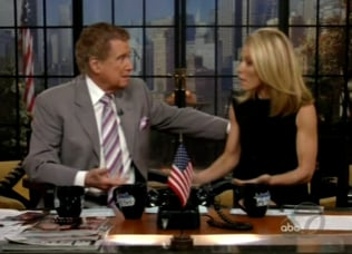 Regis Philbin Puts an iPhone on His Holiday Wish List