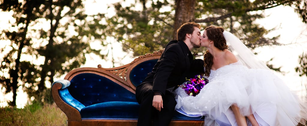 You Won't Believe This Is a Backyard Wedding —but It Is!