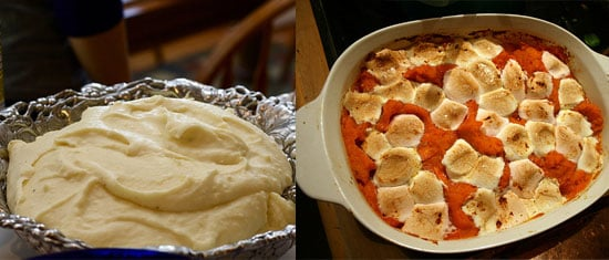 Would You Rather Eat Mashed or Sweet Potatoes?
