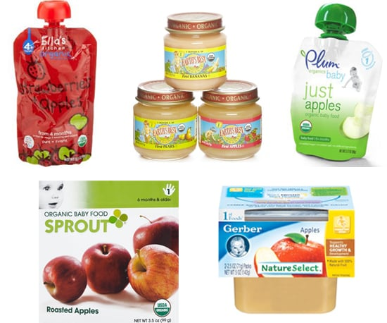 How Much Baby Food Purees Cost