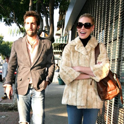 Josh Kelley and Katherine Heigl Have Lunch