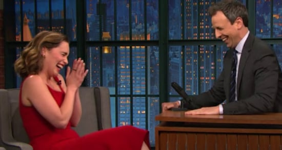 Watch Emilia Clarke Sing 'MMMBop' in Dothraki (As She Really Did in One Scene)