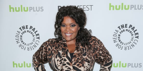 How Yvette Nicole Brown Does Figure-Flattering Fashion On A Budget
