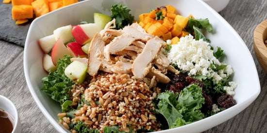 Chick-Fil-A Takes Yet Another Healthy Step With New Grain Bowls