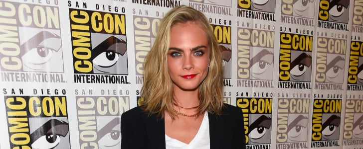 Cara Delevingne Pulled an Elaborate Prank at Taylor Swift's Fourth of July Party