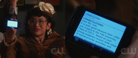 BlackBerry Storm, Curve, and Pearl Featured on Gossip Girl