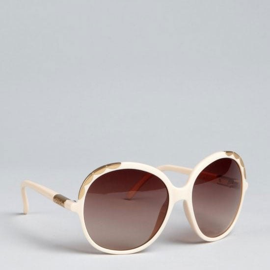 Sunglasses, approx $251, Chloé at Blue Fly
