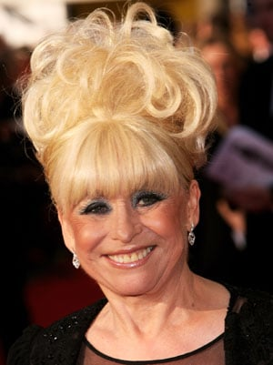Barbara Windsor BAFTA