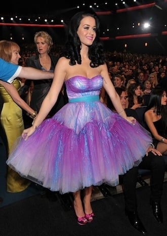 Katy Perry at 2011 People's Choice Awards