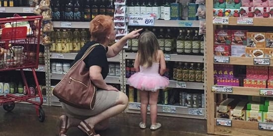 Mom Thanks 'Angel' At Grocery Store For Showing Kindness To A Stranger