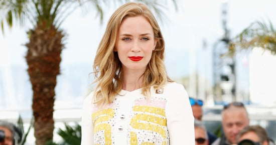 Emily Blunt Takes a Stand on Cannes' High-Heels Rule