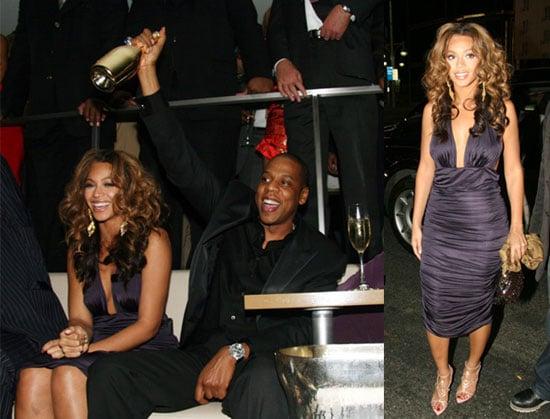 Beyonce and Eva Go for Brokeback