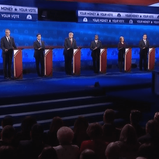 Republican Debate Equal Pay