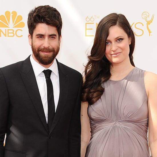 Adam Goldberg and Roxanne Daner Expecting