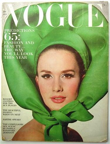 Vogue, January 1965