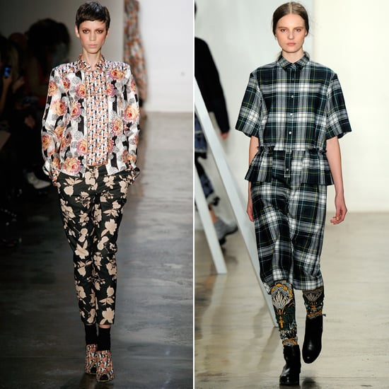 Plaid is the New Floral