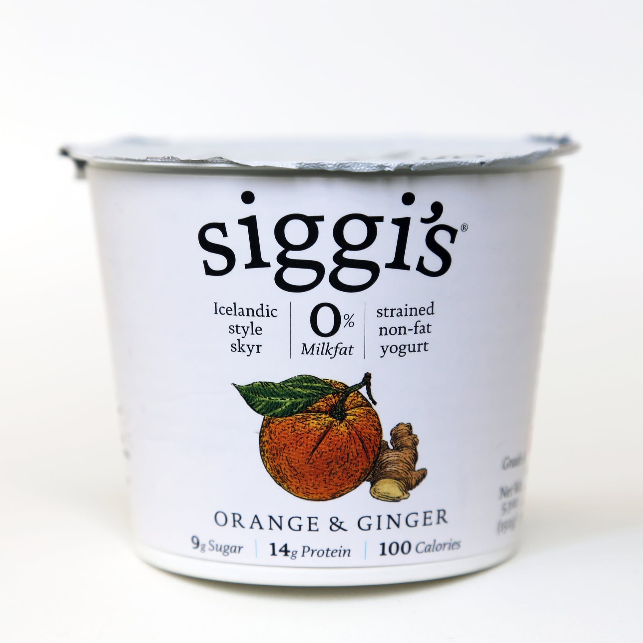 Siggi's Orange & Ginger