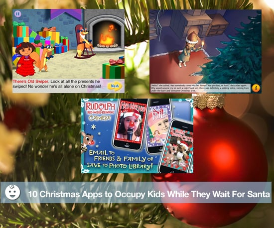 Top Christmas Apps For Kids