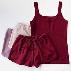 Simply Fab: RedEnvelope Cashmere Tank & Short Set