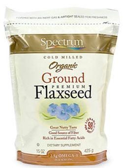 5 Things About Flaxseed