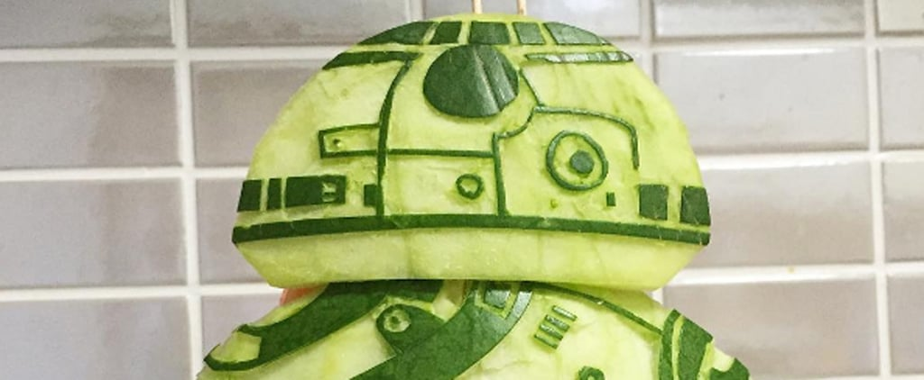 13 Geeky Watermelon Carvings That Will Make Your Summer So Fun