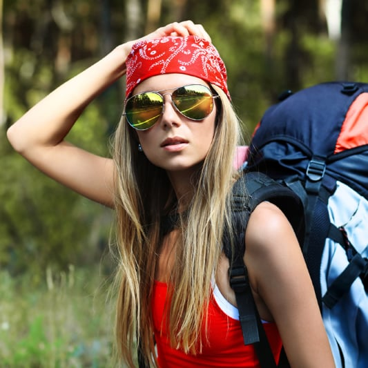 Beauty Products to Pack For Camping
