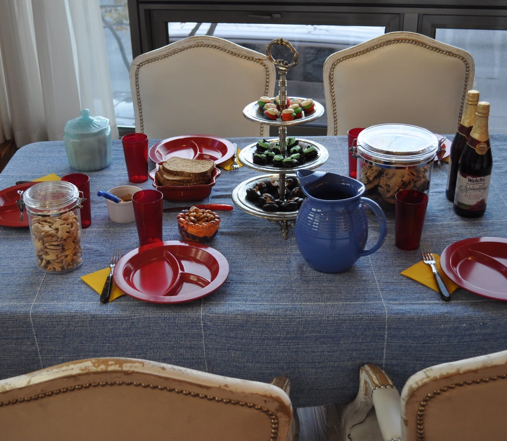 Candy Inspired Children's Table From the Novogratz Family of SIXX Design
