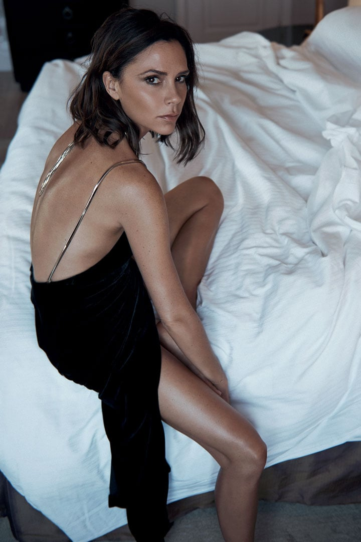 Victoria Beckham's Pared-Down Vogue Cover Will Inspire You to Embrace Uncomplicated Fashion