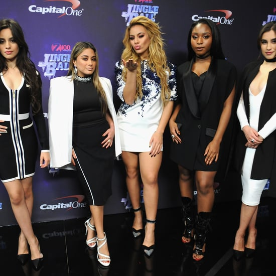 Fifth Harmony Holiday Interview 2015
