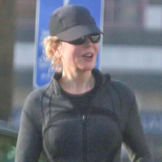 Nicole Kidman Goes to the Gym   Photos
