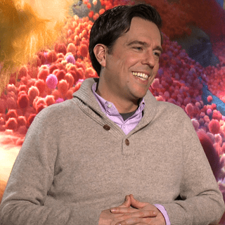 Ed Helms Talks Taylor Swift and The Office Spinoff