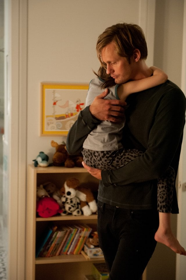Alexander Skarsgard in What Maisie Knew
