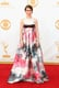 Girls actress Zosia Mamet attended the Emmys.