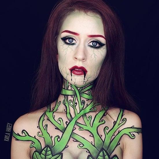 Halloween Body-Paint Costumes