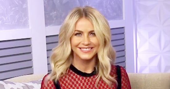 Julianne Hough Shares Her Workout Secrets: 'I Mix It Up All the Time'