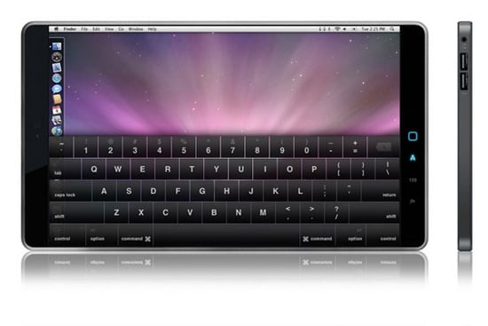 Apple's New Netbook