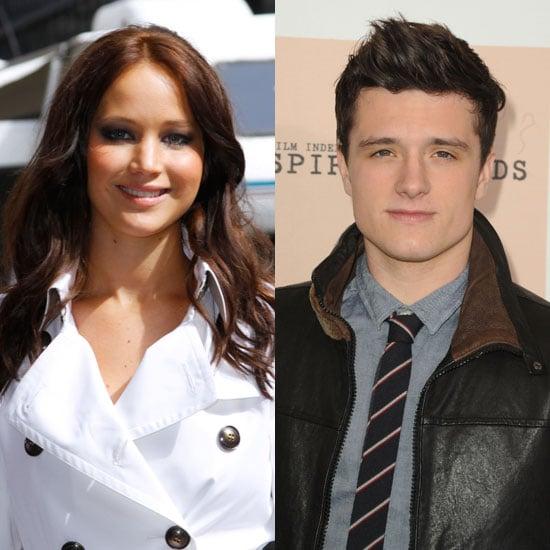 Jennifer Lawrence and Josh Hutcherson Are Rising Stars of 2011