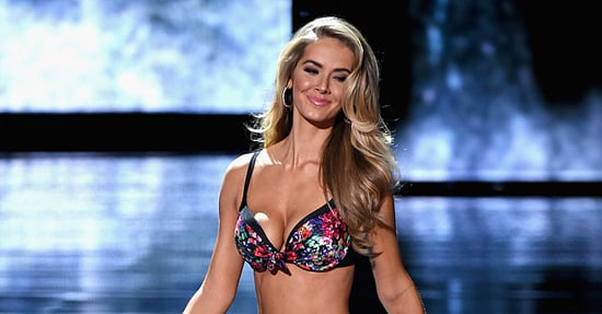 Miss Teen USA Swaps Swimsuits for Athletic Wear