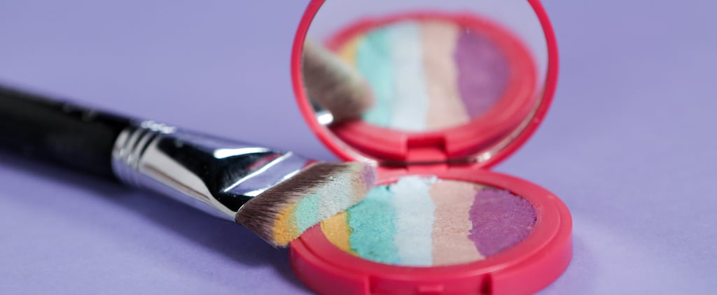 Wear the Rainbow With This DIY Highlighter